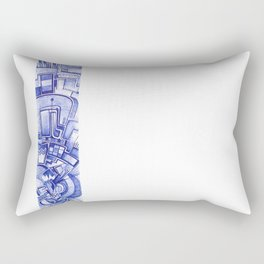#13 – Disegno... ecosostenibile! Rectangular Pillow