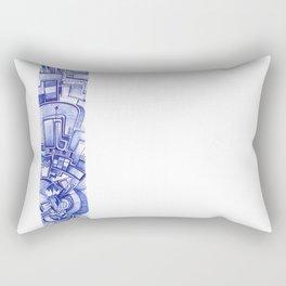 #13 – Disegno... ecosostenibile! Rectangular Pillow