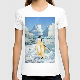 Penguin Chick In The Arctic T-shirt