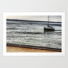 boattrip  Art Print