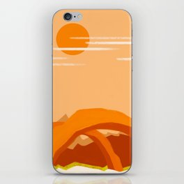 Minimalist Arches iPhone Skin