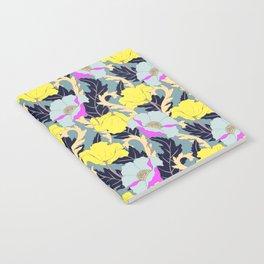 June Yellow Notebook