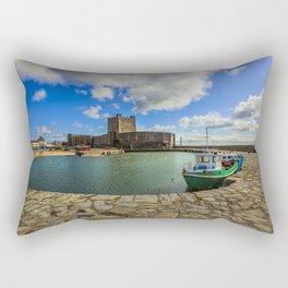 Old Carrickfergus Rectangular Pillow