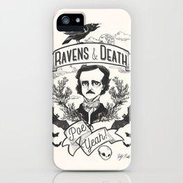 Poe Yeah! iPhone Case