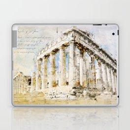 Acropolis, Athens Greece Laptop & iPad Skin