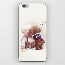 CHU iPhone Skin