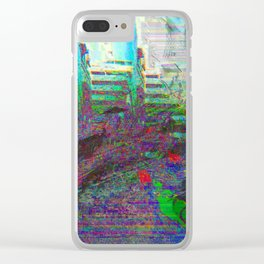 20180119 Clear iPhone Case
