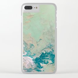 Fluid 9 Clear iPhone Case