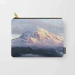 Marvelous Mount Rainier 2 Carry-All Pouch
