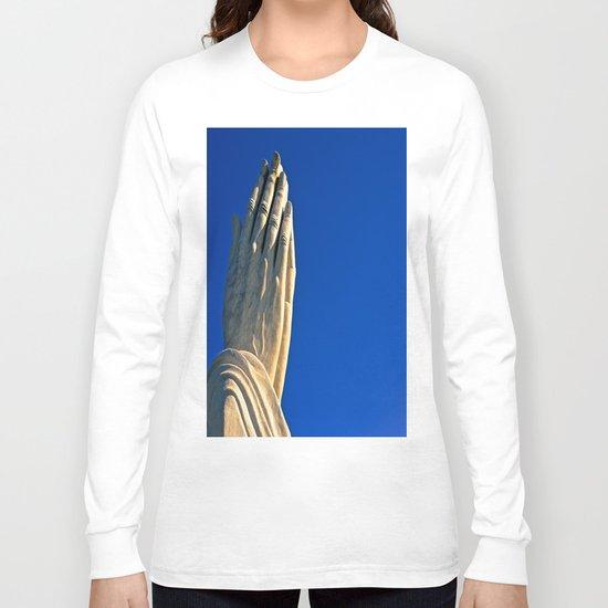 The Day's Final Prayer Long Sleeve T-shirt
