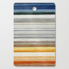 Colorbands Yellowstone Cutting Board