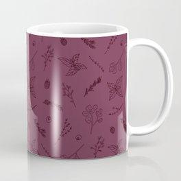Herbs and Berries Coffee Mug