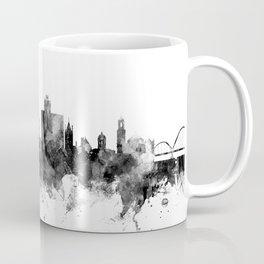 Middlesbrough England Skyline Coffee Mug