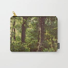 Trees in the Morning Carry-All Pouch