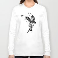freedom Long Sleeve T-shirts featuring Freedom by KUI29