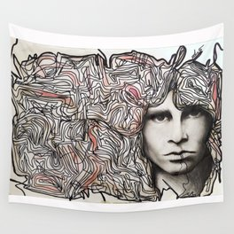 Cerebral freedom (Ode to JDM) Wall Tapestry