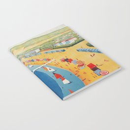 Cattolica 1920s Italy travel Notebook