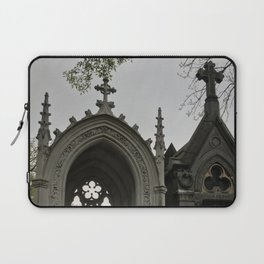 The Grey Grandeur Laptop Sleeve