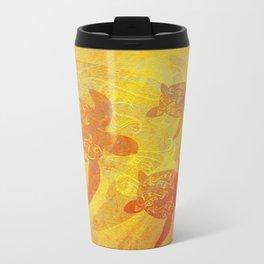 Turtle - Earthy Tones Travel Mug