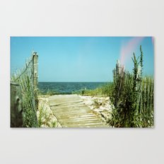 Eastern Shore Canvas Print