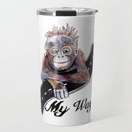 My Way Travel Mug