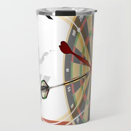 Darts Travel Mug