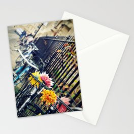 Bikes in Oxford Stationery Cards