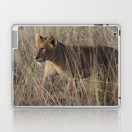 Straight Ahead Laptop & iPad Skin