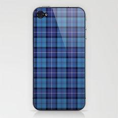 Royal Air Force Tartan iPhone & iPod Skin