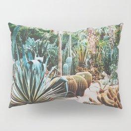 The Flora Of The Majorelle Garden Pillow Sham