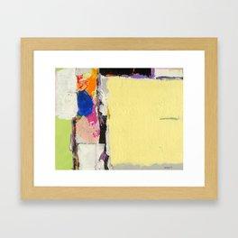 COMPANION 6 Framed Art Print
