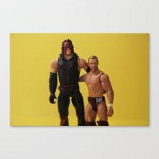 Team Hell No Canvas Print