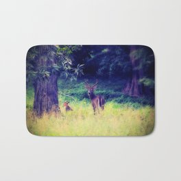 Morning in the Meadow Bath Mat