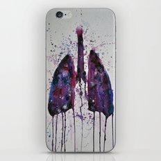 Lungs iPhone & iPod Skin