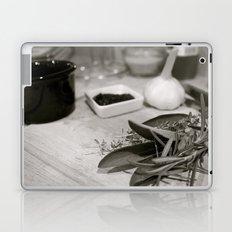 Dinner Prep 1 Laptop & iPad Skin