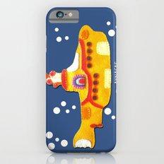 Fabric Yellow Submarine Slim Case iPhone 6s