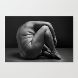 bodyscape XXL Canvas Print