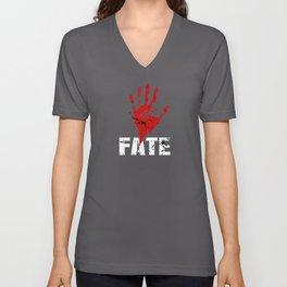 Fate Hand Unisex V-Neck