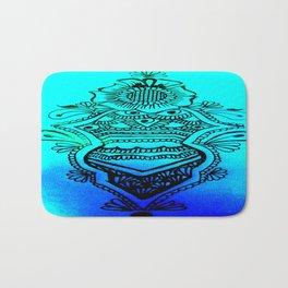 Curazy bluey  Bath Mat