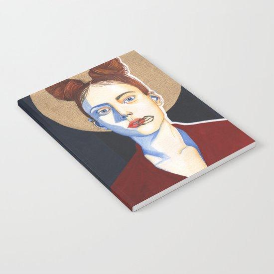 Close Up 5 Notebook