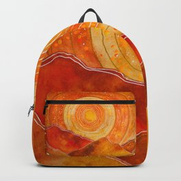 Sunset w.02 Backpack