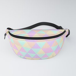 Triangles IV Fanny Pack
