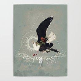 Meme les oiseaux meurent /2 Poster