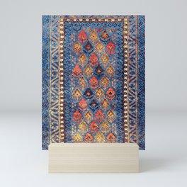 Baluch Balisht Khorasan Northeast Persian Bag Print Mini Art Print
