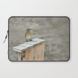 Build Your Nest Laptop Sleeve