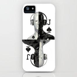 Music Jack Spades iPhone Case