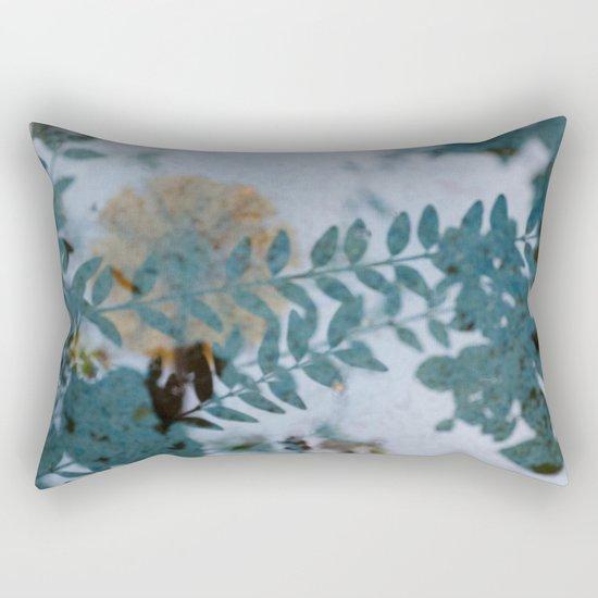 REFLECTIONS #1 #art #society6 Rectangular Pillow