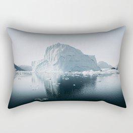 The Big Melt Rectangular Pillow
