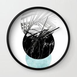 Elemental II Wall Clock