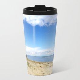 Summer dreams, in the dunes Travel Mug